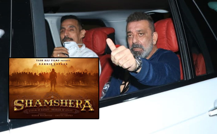 Sanjay Dutt Resumes Shoot For Shamshera Amid Ongoing Cancer Treatment