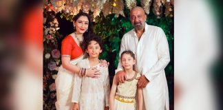 Sanjay Dutt reunites with kids in Dubai after months