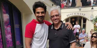 Saqib Saleem to Mohinder Amarnath: I grew up idolising you