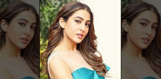 Sara Ali Khan's trick to hide from 2020