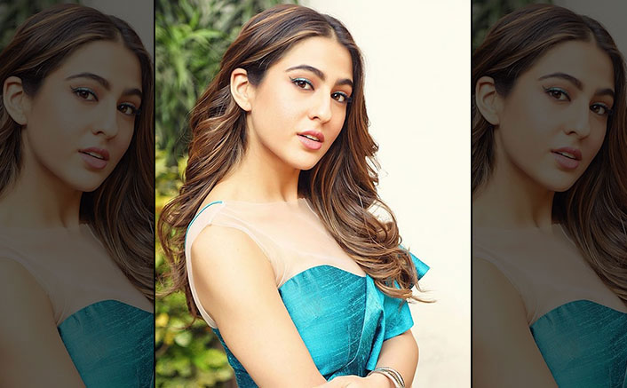 Sara Ali Khan's Trick To Hide From 2020 Is What Everyone Needs At The Moment