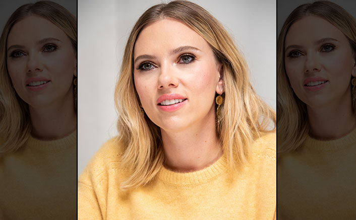 Scarlett Johansson Looks Daisy Fresh As She Goes Out Shopping With Daughter