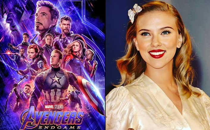 Scarlett Johansson's FIRST Reaction To Black Widow's Death In Avengers: Endgame Is 'Not' Shocking