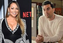 Schitt's Creek: Dab Levy Says He Has Never Been CLOSER To Mariah Carey & Aren't They Simply The Best?