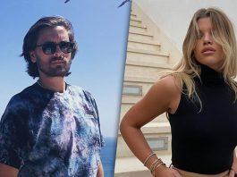 Scott Disick's Comment On His Ex Girlfriend Sofia Richie's New Instagram Post Leaves Fans Curious