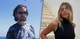 Scott Disick's Comment On His Ex Girlfriend Sofia Richie's New Instagram Post Leaves Fans Curious