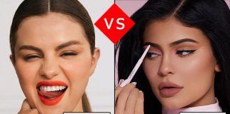 Selena Gomez' Rare Beauty VS Kylie Jenner's Kylie Cosmetics; Your Go-To Makeup Brand?