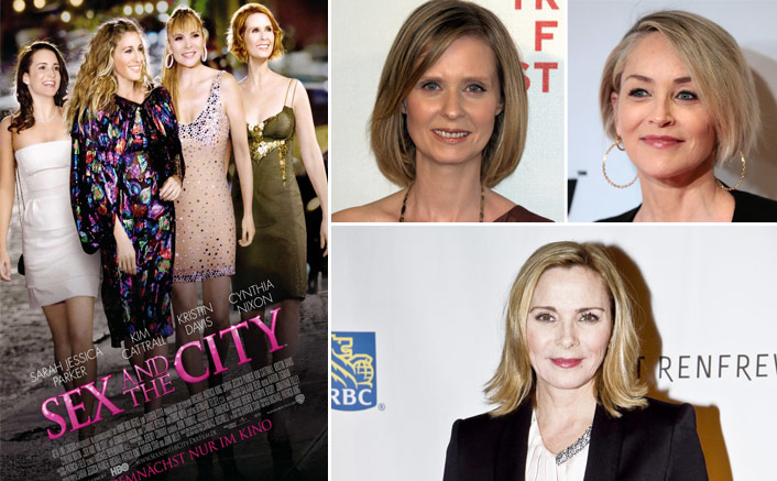 S*x And The City 3: Did Cynthia Nixon Confirm Sharon Stone Replacing Kim Cattrall?