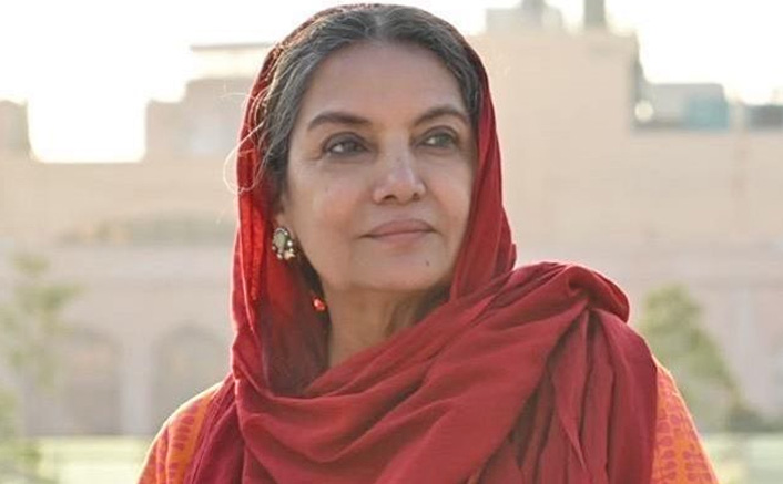 Shabana Azmi's Mee Raqsam Selected For The Opening Night Of Coalition of South Asian Film Festivals