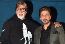 Shah Rukh Khan & Amitabh Bachchan ONLY Two Bollywood Actors In The List Of Top 20 Admired Men Across The World