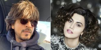 Shah Rukh Khan Finds His Leading Lady In Taapsee Pannu For Rajkumar Hirani's Next?