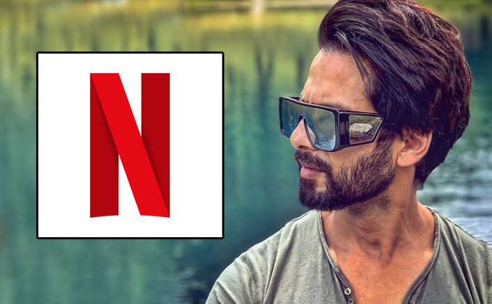 Shahid Kapoor Grabs A MASSIVE 100 Crores Deal With Netflix?
