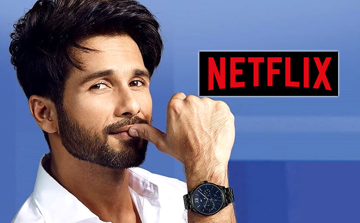 Shahid Kapoor Signed Up For A Big-Budget Action-Thriller Film With Netflix?
