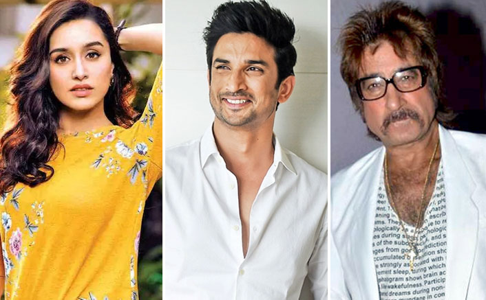 After Shraddha Kapoor Faces Heat From NCB, Shakti Kapoor Gets Cast As A NCB Officer In Sushant Singh Rajput's Inspired Film