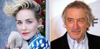 Sharon Stone: Robert De Niro the 'best kisser'