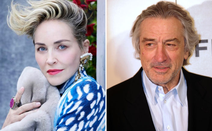"Sharon Stone Awards Robert De Niro As The ""BEST KISSER""; Says Others Were Just 'Meh' Stuff"