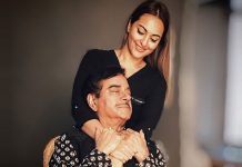 Shatrughan Sinha, Sonakshi appear together in a music video