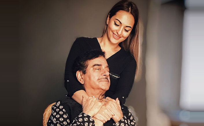 Sonakshi Sinha & Father Shatrughan Sinha Come Together For Music Video Zaroorat