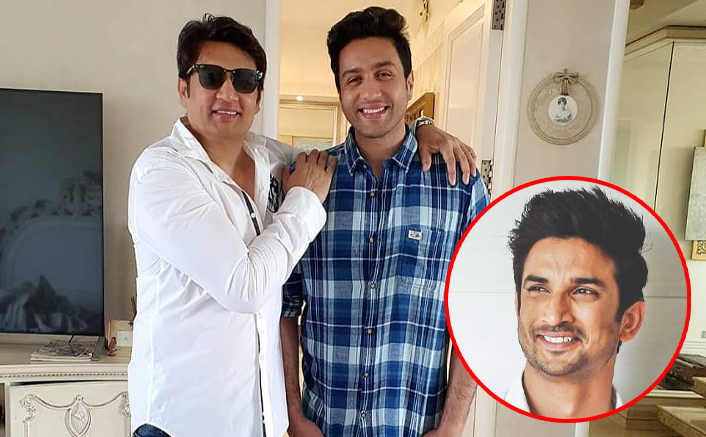 Shekhar Suman Reveals About His Son Adhyaayn Suman Being Dragged In SSR Case