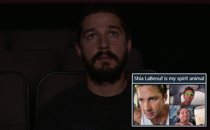 Shia LaBeouf Drives Internet Crazy With His 'Method Acting' During Virtual Reading Session!