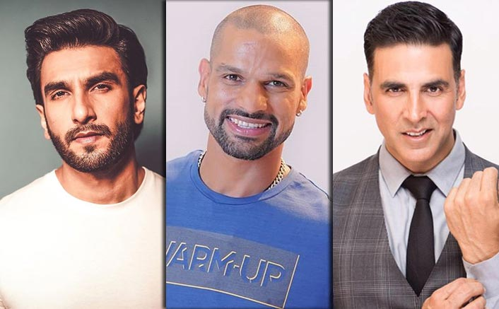 Shikhar Dhawan Makes A TOUGH Choice To Choose Between Akshay Kumar & Ranveer Singh
