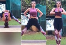 Shilpa Shetty: Best way to start my day and week is with yoga