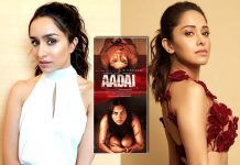 Shraddha Kapoor Gets Replaced By Nushrat Bharucha In Aadai Remake?