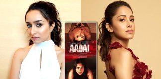 Shraddha Kapoor Gets Replaced By Nushrat Bharucha In Aadai Remake?