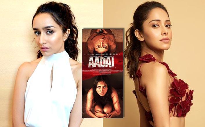 Shraddha Kapoor Exits Aadai Remake Due To A N*de Scene, Nushrat Bharucha Steps In?