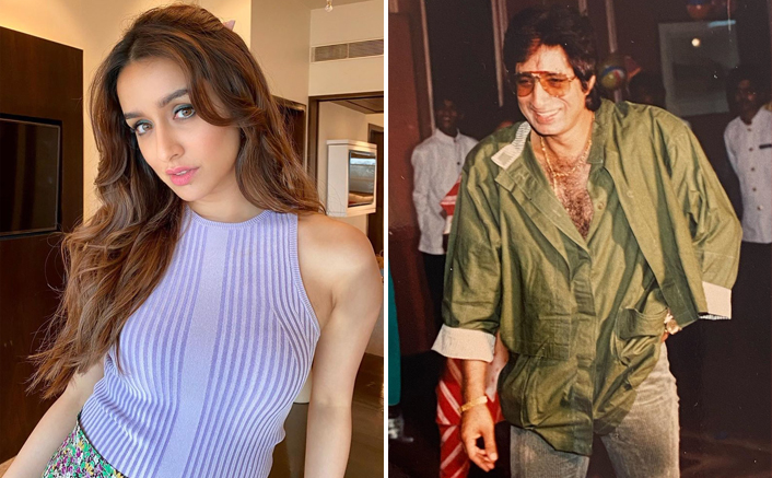 Shraddha Kapoor Shares A Quirky Pic Of Her 'Precious Baapu' Shakti Kapoor On His Birthday