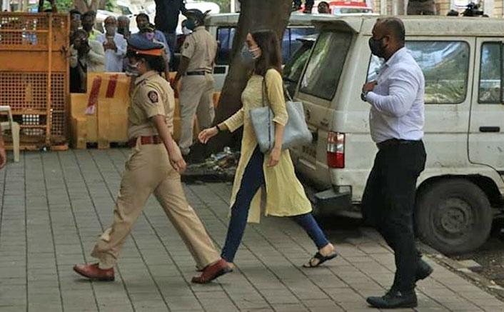 Shraddha Kapoor Reaches NCB Office Post Meeting Her Rumoured Boyfriend Rohan Shrestha