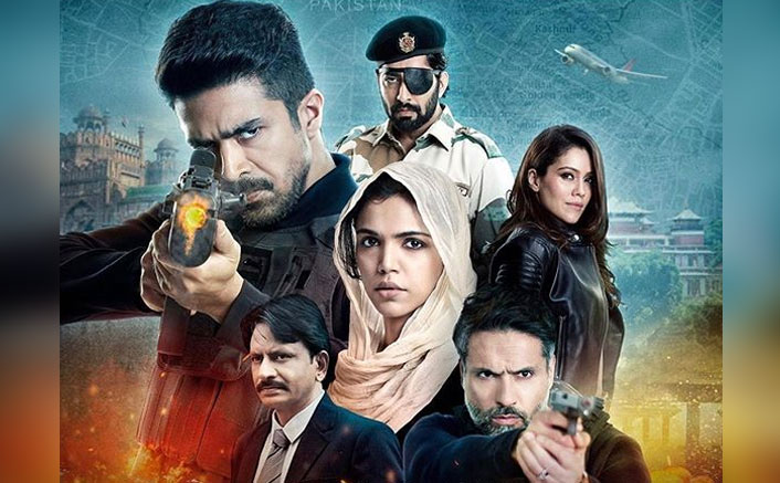 Shriya Pilgaonkar Engages In Hand-To-Hand Combat For Crackdown