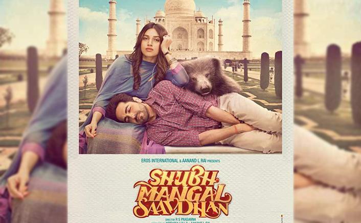"Bhumi Pednekar On Shubh Mangal Savdhaan Turning 3: ""Ayushmann & I Are A Fortunate On-Screen Jodi"""