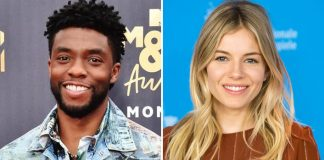 Sienna Miller REVEALS Chadwick Boseman Gave A Chunk Of His Salary To Her For '21 Bridges'