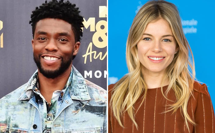 Chadwick Boseman Gave A Chunk Of His '21 Bridges' Salary To Sienna Miller & The Reason Will Leave You Teary-Eyed!