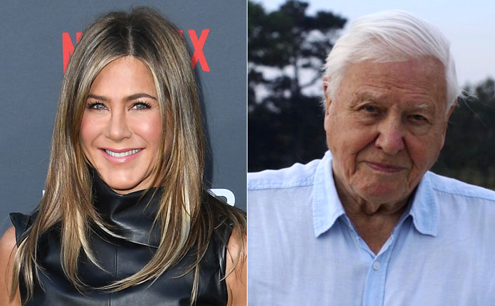 Jennifer Aniston's Record BROKEN As Sir David Attenborough Joins Instagram