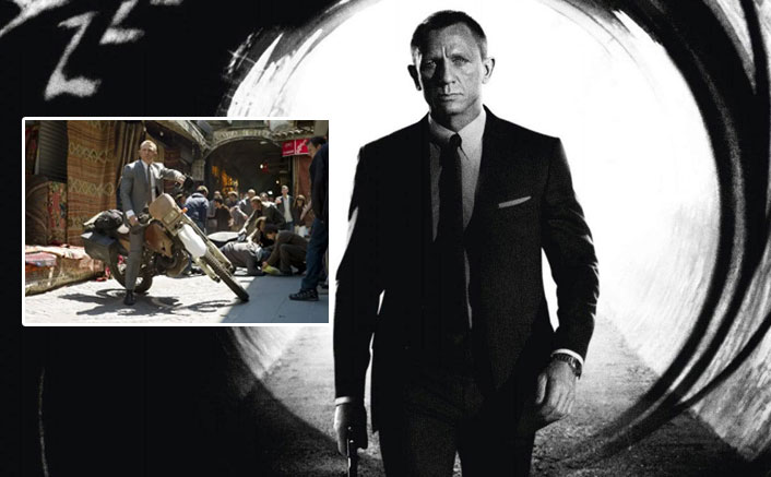 Skyfall: Do You Know? 85 Suits Were Tailor-Made For Daniel Craig AKA James Bond To Shoot A Chase Sequence