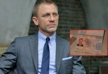 Skyfall: Do You Know The Passport Used By James Bond Was Genuine & Not Just A Prop