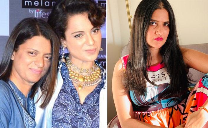 "Sona Mohapatra Replies To Kangana Ranaut's Sister Rangoli: ""Kangana Might Be Impressing The Mediocre With Her Messiah Avatar, Not Me""(Pic credit: Instagram/sonamohapatra)"