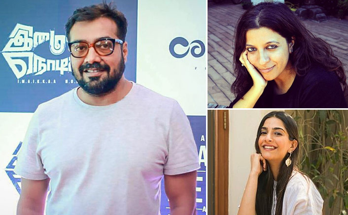 "Sonam Kapoor, Anurag Kashyap & Others Stand Up Against ""Witch-Hunt"" Of Rhea Chakraborty; Sign An Open Letter To Media"