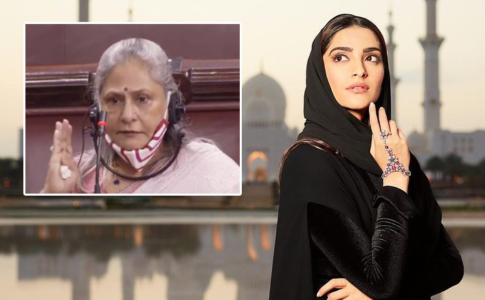 """Sonam Kapoor On Jaya Bachchan: """"I Want To Be Her When I Grow Up""""(Pic credit: Instagram/Sonam Kapoor)"""