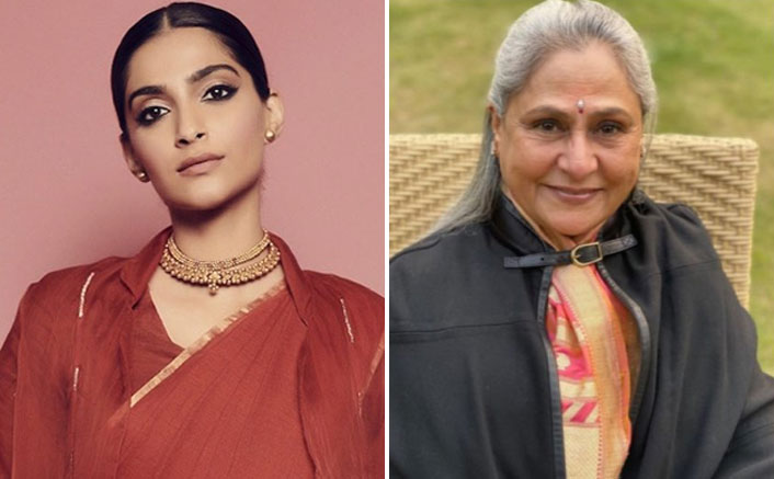 Sonam Kapoor Trolled For Wanting To Be Like Jaya Bachchan When She Grows Up