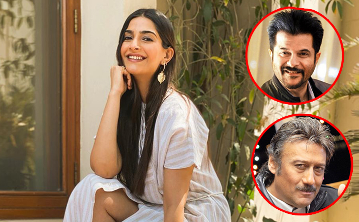 Sonam Kapoor Wants Jackie Shroff To Do A Movie With Dad Anil Kapoor!
