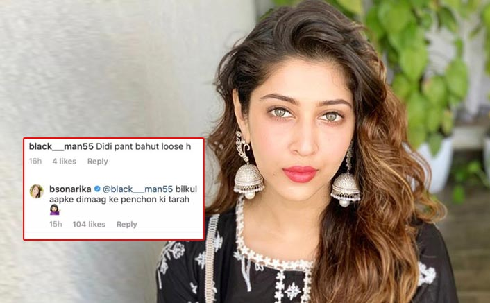 Sonarika Bhadoria Gets Skinny-Shamed By Netizens For Wearing A Loose Jeans; Actress Gives A Kick-A** Reply