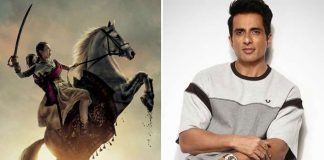 "Sonu Sood BREAKS Silence On Quitting Kangana Ranaut's Manikarnika: ""80% Of My Scenes Were Chopped Off"""