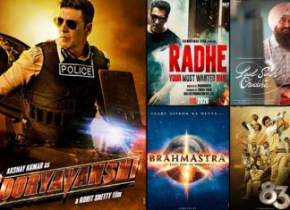 Sooryavanshi, Radhe, Laal Singh Chaddha, Brahmastra Or '83? Which Upcoming Film Will Surpass Dangal? Vote Now!