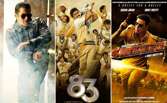 Sooryavanshi, Radhe Or '83, Results For The Most Awaited Bollywood Film This Year Are Out!