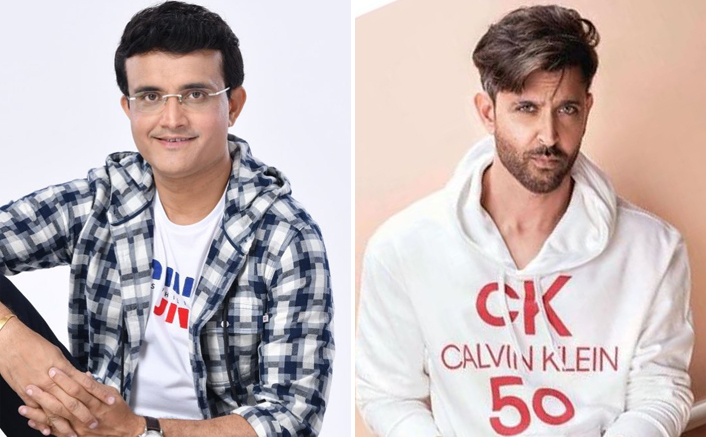 Sourav Ganguly Wants Hrithik Roshan To Follow These Steps Before He Starts With His Biopic