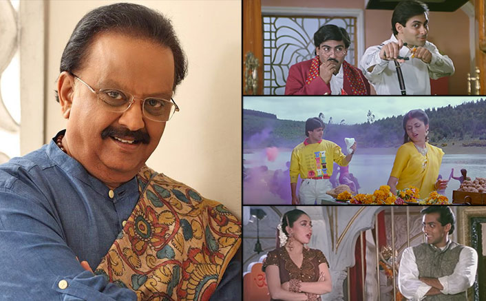S.P. Balasubrahmanyam: 5 Times He Proved To Be Salman Khan's Perfect Voice & Touched Our Hearts
