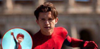 Spider-Man Fan Gives Tom Holland's Superhero A Disney-Pixar Makeover & It's CUTE!
